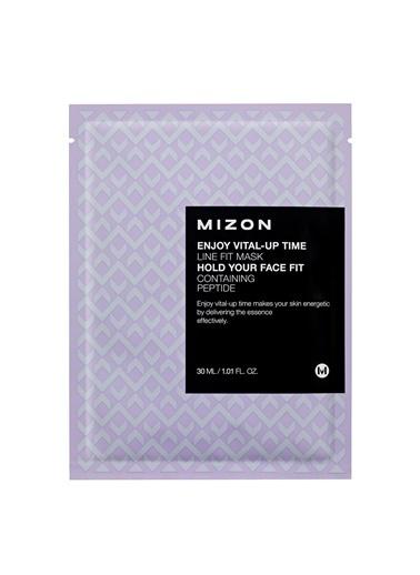 Mizon Mizon Enjoy VitalUp Time Line Fit Mask Elastikiyeti Artırıcı Peptit Maske Renksiz